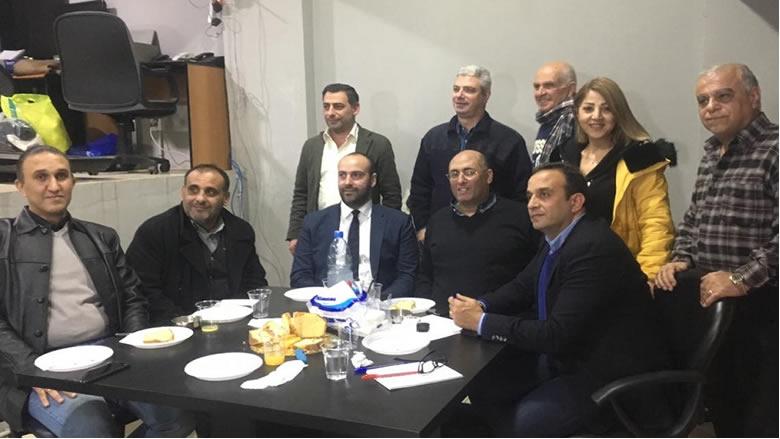 """لقاء لـ """"التقدمي"""" و""""الوطني الحر"""" في بيروت"""