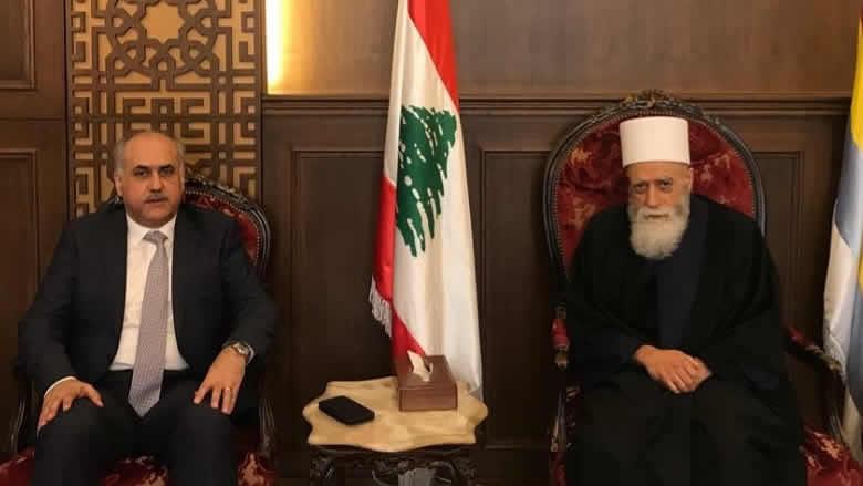 """الشيخ حسن التقى أبو الحسن و""""تشديد على العمل الحكومي"""""""