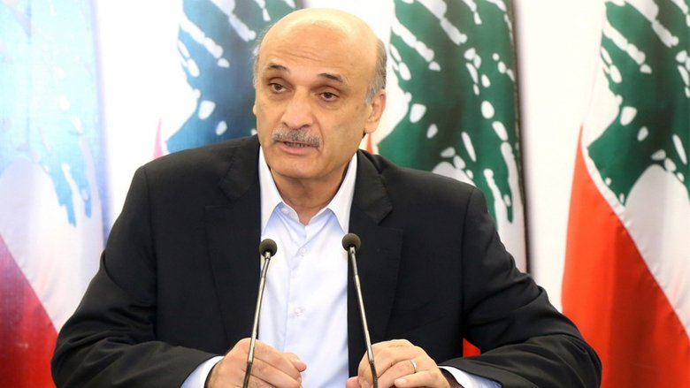 جعجع: التطبيع يهدف لتعويم الأسد