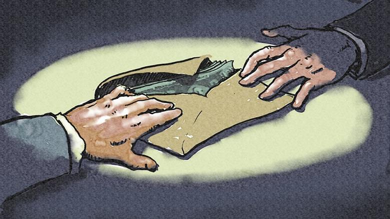 """العريضي يكتب لـ""""الانباء"""" عن مكافحة الفساد"""