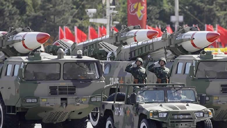 طائرات وصواريخ لهذه الدول.. الصين تدخل تجارة الأسلحة في الشرق الأوسط!