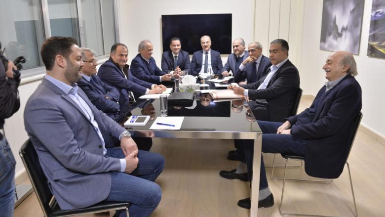 """""""اللقاء الديمقراطي"""" في جلسة خاصة بالكهرباء: لن نتساهل بتعيين مجلس للادارة وتشكيل الهيئة الناظمة"""