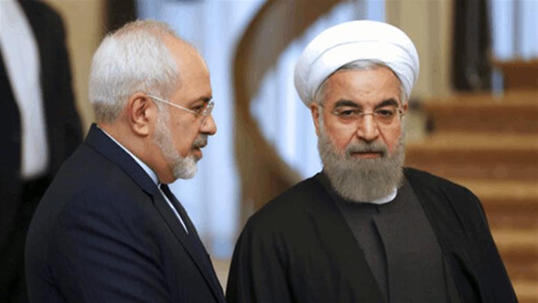 روحاني يرفض استقالة ظريف: لا أوافق على استقالتك لأنها تتنافى مع مصالح البلاد