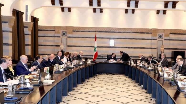 مجلس الوزراء يقرّ الدرجات الـ6 للاساتذة الثانويين