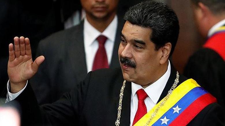 """رسالة خاصة من مادورو لـ""""نصرالله""""... وهذا ما جاء فيها"""