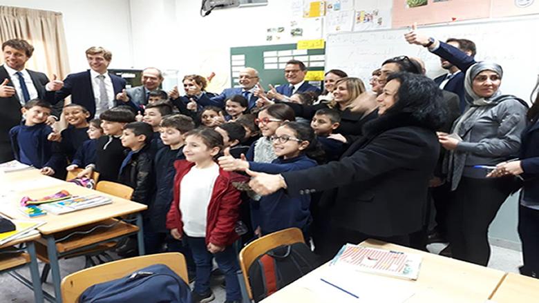 شهيب: أبواب المدارس الرسمية مفتوحة أمام الجميع