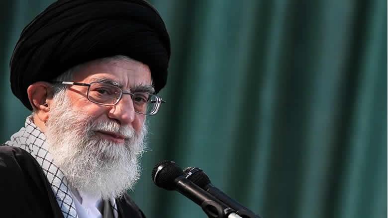 """خامنئي: إيران """"لا يمكن أن تثق"""" بالأوروبيين"""