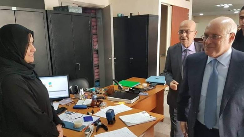 """الوزير أبو سليمان لـ""""الأنباء"""": سياسة الترقيع لم تعد تجدي نفعاً"""