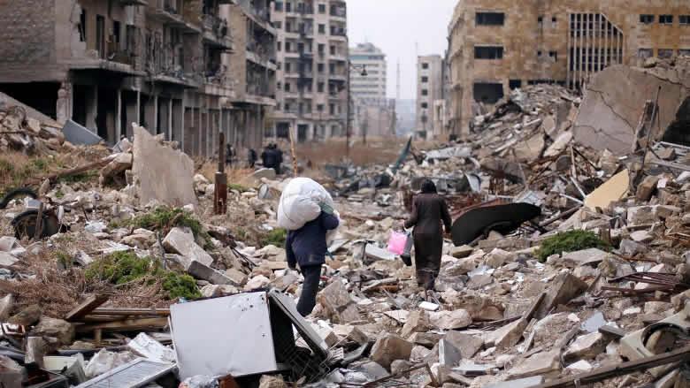 """""""دمّر لتُعمّر"""".. ما لم يُروَ من قبل عن مصادرة النظام السوري أملاك النازحين!"""