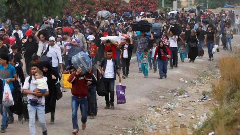سوريا النازحة بحثاً عن وطن وهوية