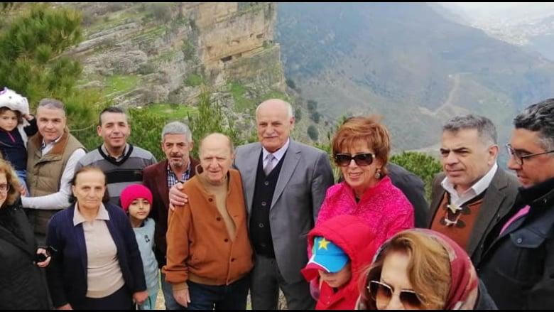وزراء وشخصيات زاروا محمية ارز الشوف