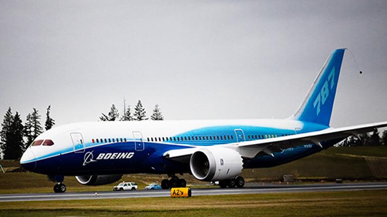 اول تعليق رسمي لبوينغ بعد حادثة الطائرة