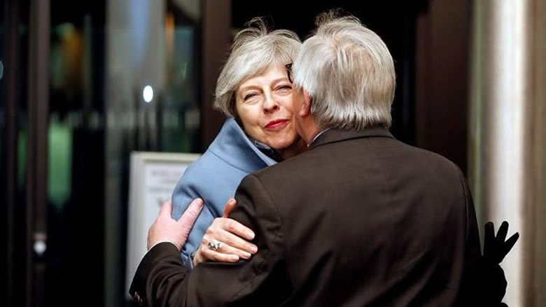 صفقة معدلة لانسحاب بريطانيا من الاتحاد الأوروبي