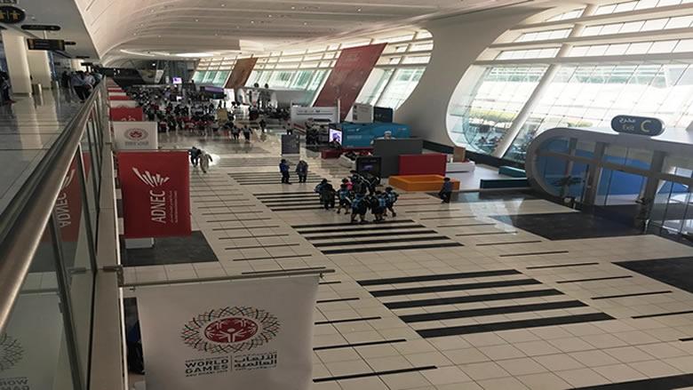 الامارات تستعد للعرس العالمي للاولمبياد الخاص