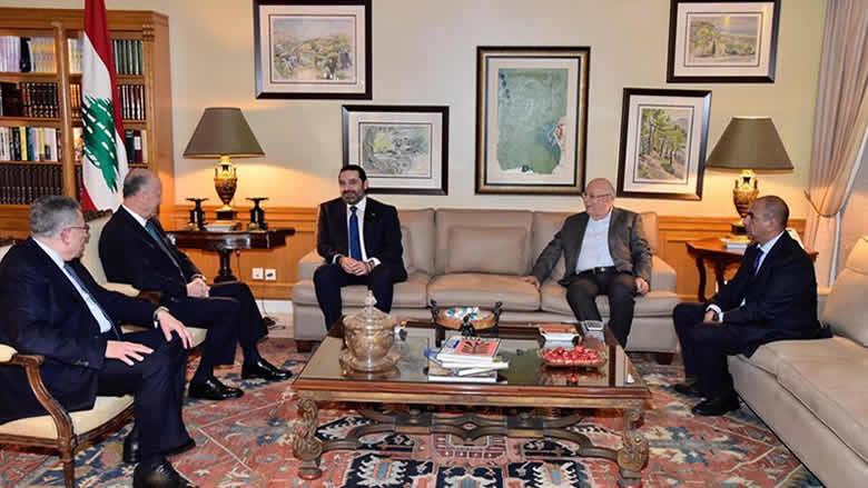 بعد لقاء الحريري - ريفي... ماذا ينتظر الساحة السياسية؟