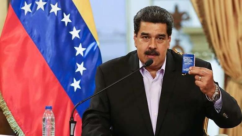 مادورو يدعو للتضرع والصلاة من أجل السلام في فنزويلا