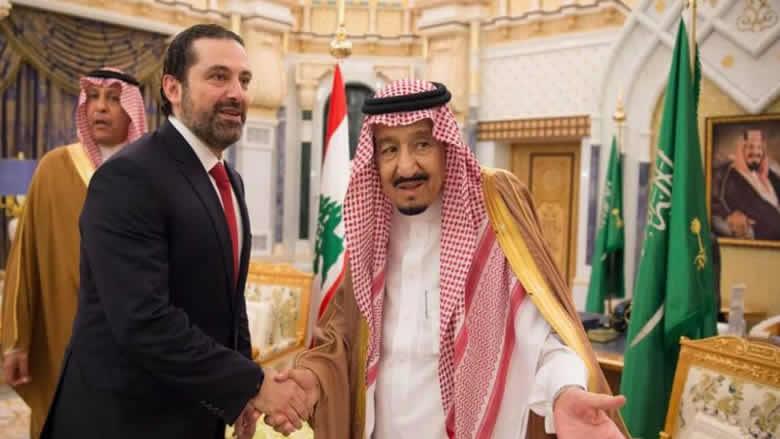 """الحريري الى الرياض مجدداً بعد """"بروكسل"""""""