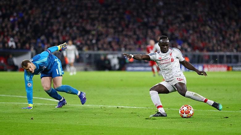 ليفربول يقسو على بايرن ميونيخ ويتأهل لربع النهائي