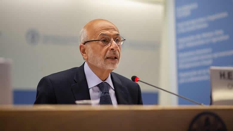 شهيب: نسعى إلى تحسين الإنتاجية ونأمل من الدول المانحة أن تساعد لبنان