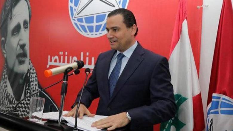 الصايغ في ذكرى كمال جنبلاط: سيبقى فينا وينتصر
