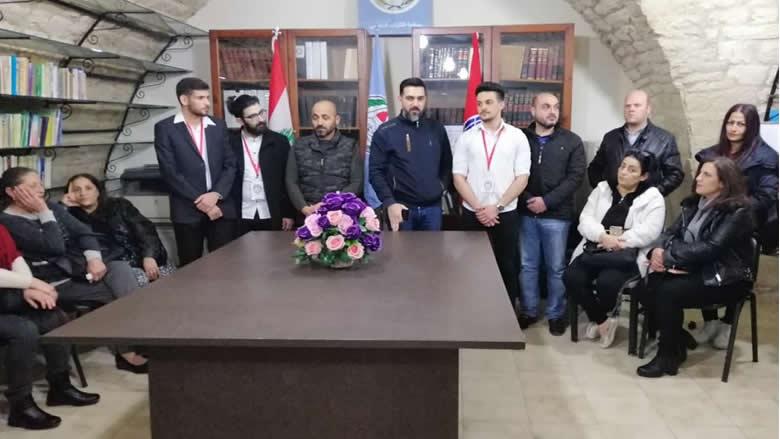 """""""الشباب التقدمي"""" تعيد افتتاح مكتبها في الشويفات"""