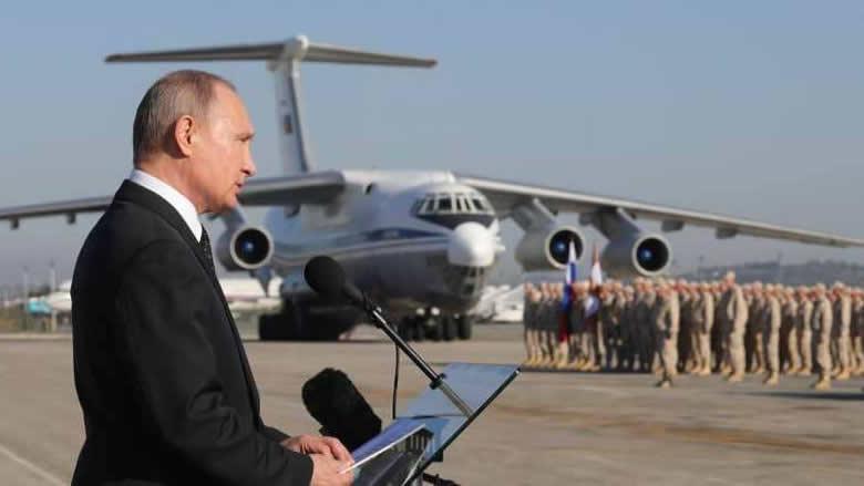حرب سوريا متى تحسمها موسكو؟