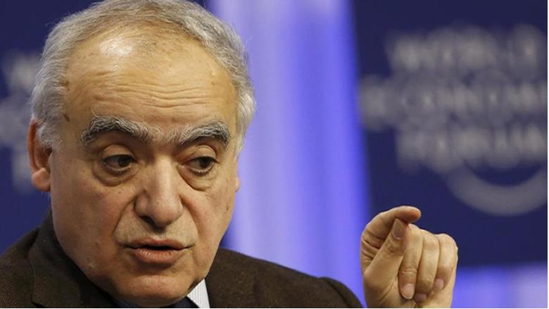 غسان سلامة: المؤتمر الوطني سيعقد في غدامس منتصف نيسان وبمشاركة ليبية فقط