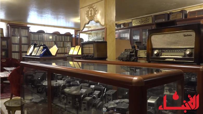 #فيديو_الأنباء : مكتبة الموسيقى العربية متحف وكنز ثقافي