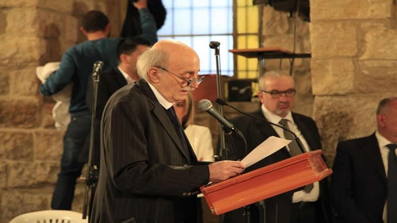 بالفيديو: كلمة رئيس الحزب التقدمي الإشتراكي وليد جنبلاط في قداس دير القمر