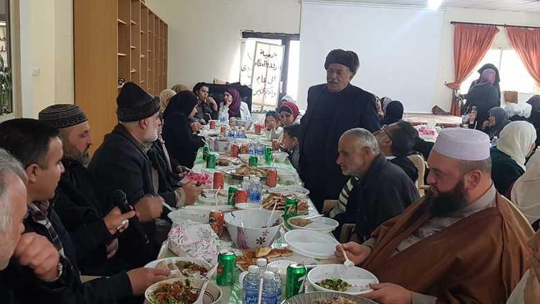 """جمعية """"الرفد والعطاء"""" تكرم الأمهات المسنات في الرفيد"""
