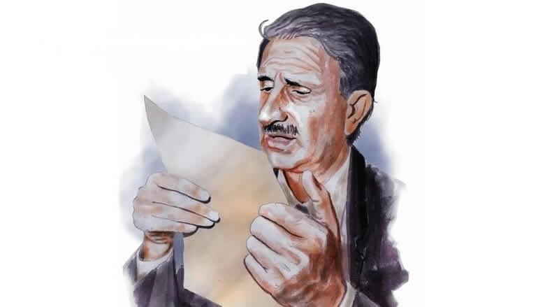 في الذكرى الـ 42 لاستشهاده... رسالة من كمال جنبلاط