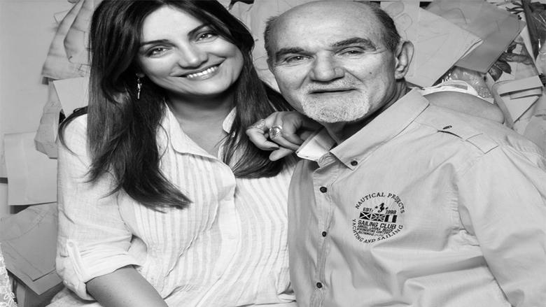 المصمم اللبناني حنا توما يطلق مجموعته الجديدة