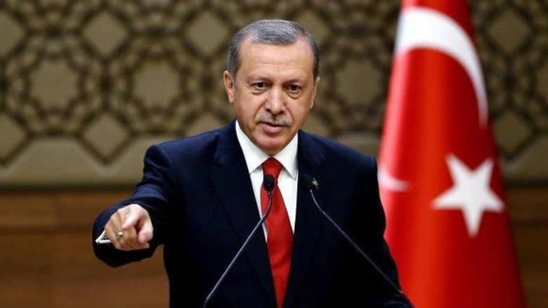 أردوغان: تركيا لن تقف مكتوفة الأيدي أمام قرار ترامب