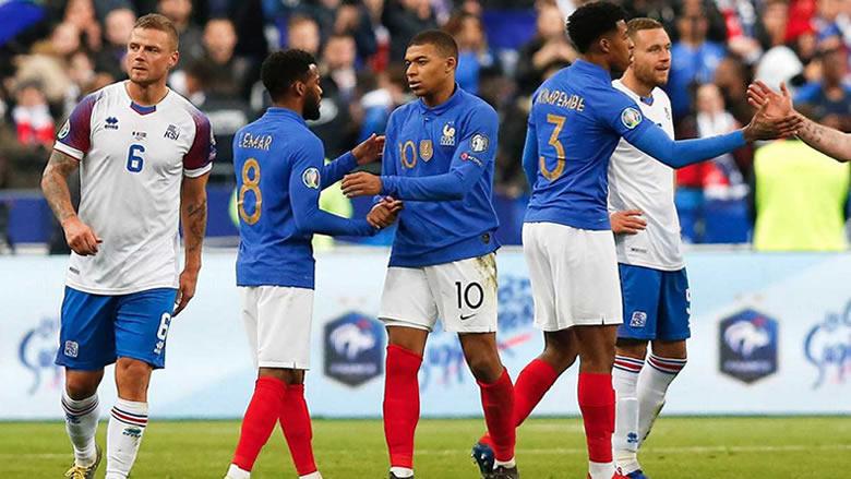فرنسا وانجلترا في الطريق الصحيح ليورو 2020