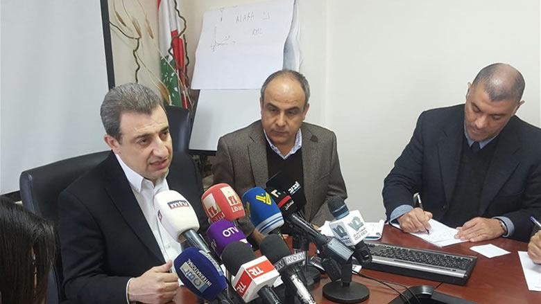 أبو فاعور أعلن عن المهل النهائية لتسوية أوضاع المصانع الملوثة لنهر الليطاني