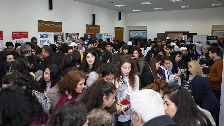 """جمعية """"كونوا معنى"""" في معرض جامعي دولي للمرة الأولى في الشوف"""