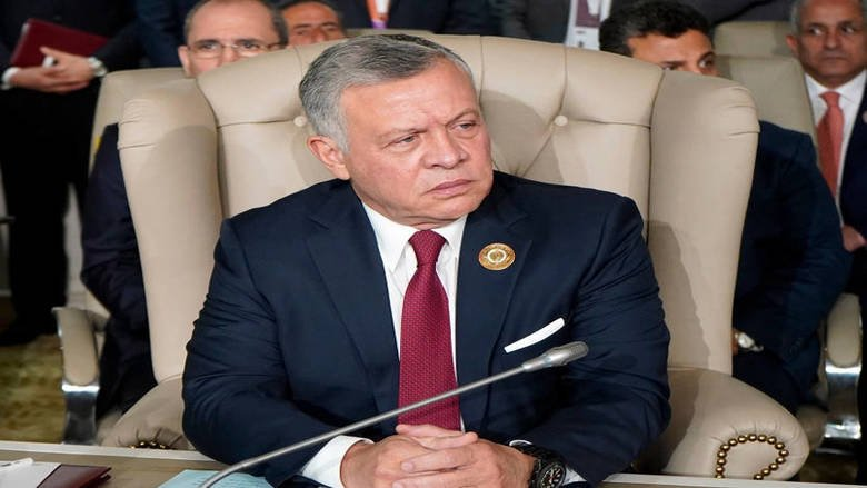 العاهل الأردني يدعو القادة العرب لاستعادة البوصلة
