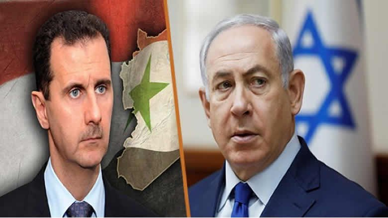 بالوقائع: هكذا يتكامل نظام الأسد مع نتنياهو!