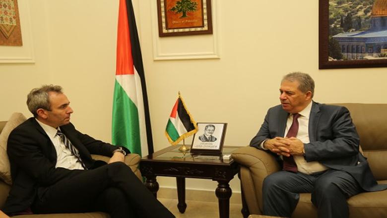 راملينغ لدبّور: دعمنا للفلسطينيين مستمر عبر الأونروا