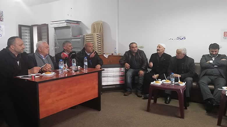 بلديات حاصبيا تطالب بصرف مستحقاتها