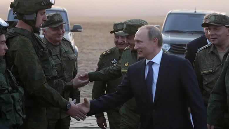 لولا روسيا... لهلكت سوريا!