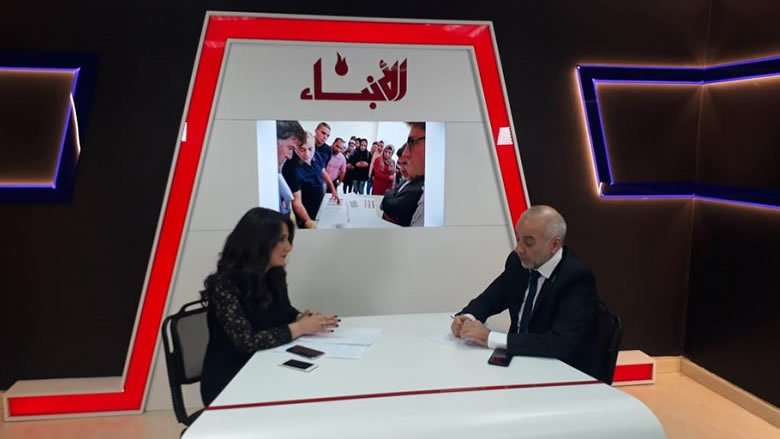 """""""حوار مع الأنباء"""" مع الوزير السابق معين المرعبي"""