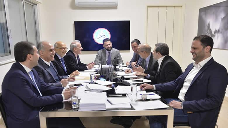 """""""اللقاء الديمقراطي"""" ينعقد برئاسة تيمور جنبلاط إستعداداً للجلسة التشريعية"""
