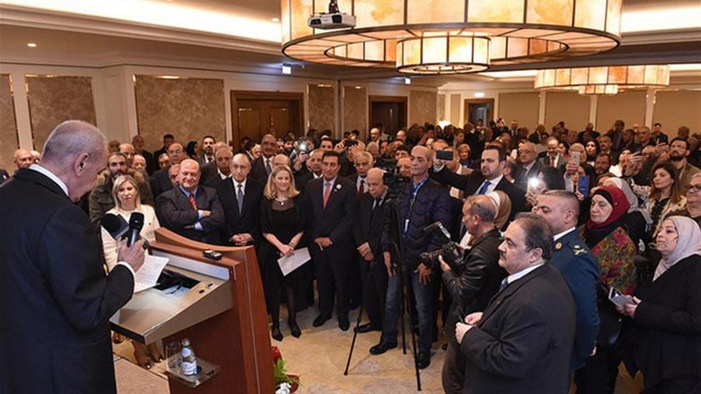 برّي: أتمنى ان تكون 2019 سنة استعادة الثقة بين اللبنانيين وحكومتهم