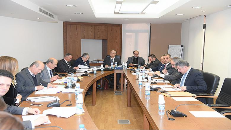 لجنة الادارة تابعت درس مشروع تعديل قانون التفتيش المركزي