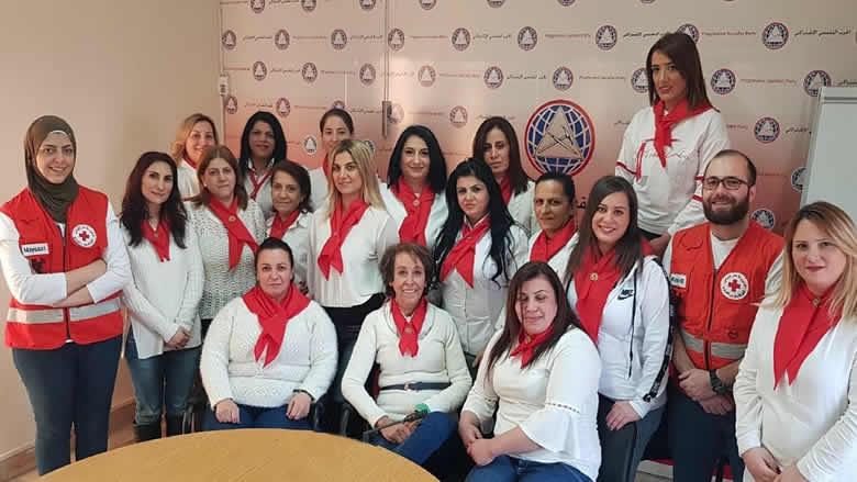"""دورة إسعافات اولية لـ""""النسائي التقدمي - بيروت"""""""