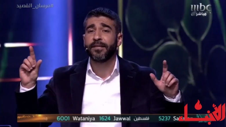 #فيديو_الانباء: ناجي أبو عساف: شاعر يسطع في العالم العربي