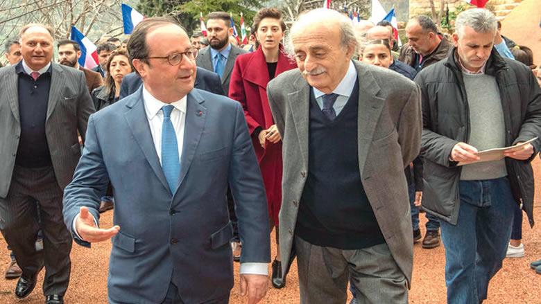 هولاند صديق لبنان الدائم