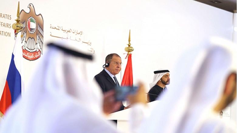 دفتر استدراج العروض الروسي في الخليج والشرق الأوسط