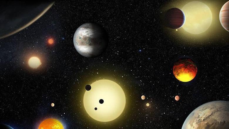 اكتشاف كوكب عملاق خارج نظامنا الشمسي